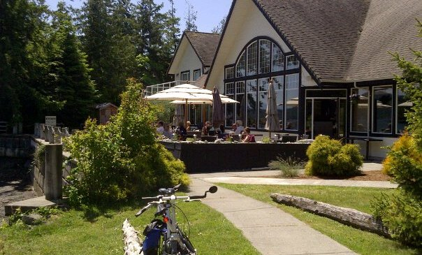 Stickleback Restaurant 5449 Sooke Rd at Coopers Cove