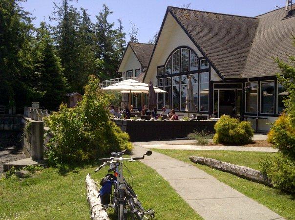 Stickleback Restaurant 5449 Sooke Rd at Coopers Cove